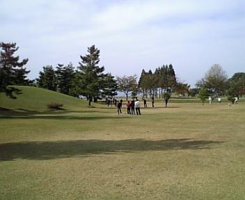 グランドゴルフ大会