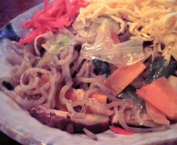 おかべ焼きそば 東平麺タイプ