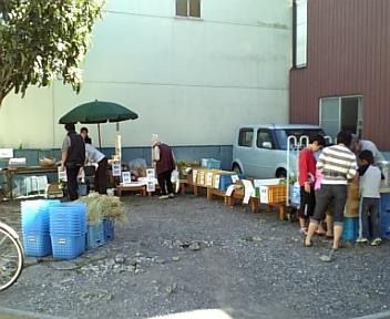 秋田神代収穫祭