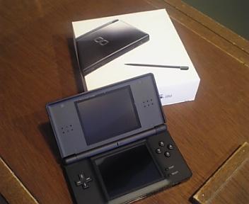 DS買ってもうた。