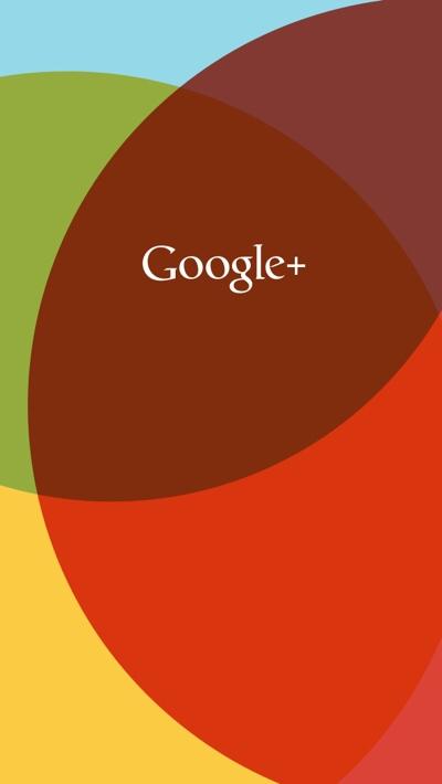 Google+のアプリ