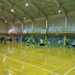 バスケ部新年会