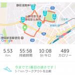 7.38キロ